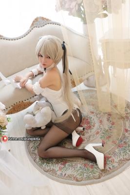 Cosplay SwimsuitStyle Costume Sora Kasugano Yosuga no SoraBunny Girl002