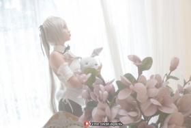 Cosplay SwimsuitStyle Costume Sora Kasugano Yosuga no SoraBunny Girl013