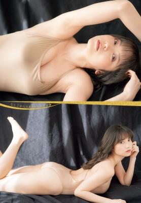 Nashiko Momotsuki Swimsuit Gravure Valentine from Nashiko 2021009