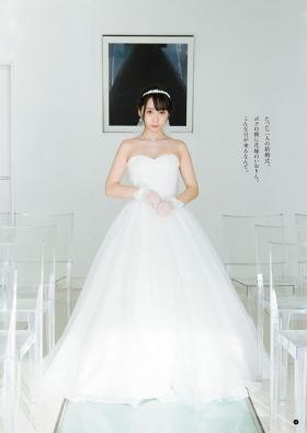 Iori Moe underwear picture bride costume naked apron 2021002