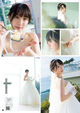 Iori Moe underwear picture bride costume naked apron 2021003