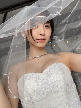 Iori Moe underwear picture bride costume naked apron 2021013