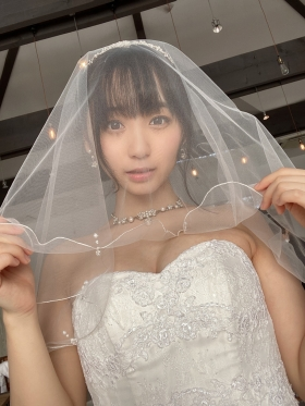Iori Moe underwear picture bride costume naked apron 2021016