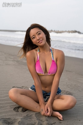 Kairai Shirahase Swimsuit Gravure Nations No2 active body boarder cc 006