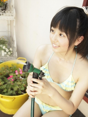 Kuriemi Swimsuit Gravure The Other Side of Fantasy024
