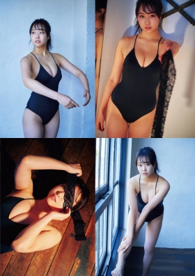 Yuka Kato Swimsuit Gravure I cant take my eyes off the stunning proportions of the Namba dance queen anymore 2021008