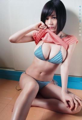 RaMu Swimsuit Gravure Destructive power of Gcup bust 2021010