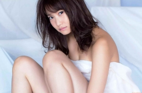 Mariya Nagaothe No1 beauty idol of AKB48in a swimsuit bikini006