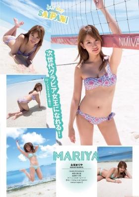 Mariya Nagaothe No1 beauty idol of AKB48in a swimsuit bikini051