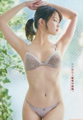 Mariya Nagaothe No1 beauty idol of AKB48in a swimsuit bikini074