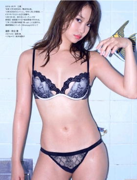 Mariya Nagaothe No1 beauty idol of AKB48in a swimsuit bikini079