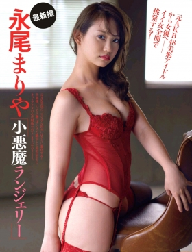 Mariya Nagaothe No1 beauty idol of AKB48in a swimsuit bikini086