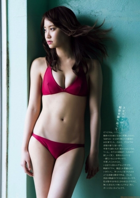 Mariya Nagaothe No1 beauty idol of AKB48in a swimsuit bikini104