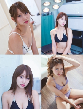 Mariya Nagaothe No1 beauty idol of AKB48in a swimsuit bikini135