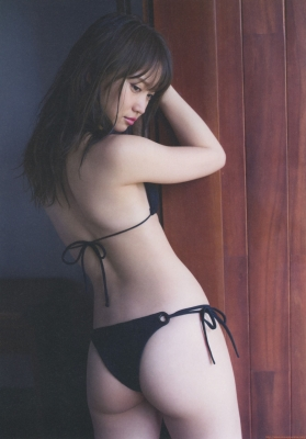 Mariya Nagaothe No1 beauty idol of AKB48in a swimsuit bikini172