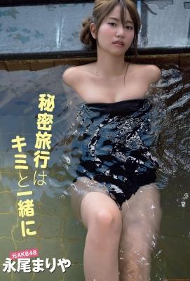 Mariya Nagaothe No1 beauty idol of AKB48in a swimsuit bikini176