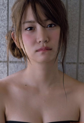 Mariya Nagaothe No1 beauty idol of AKB48in a swimsuit bikini191