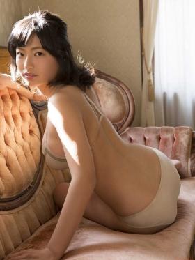 Natsuo Sawada swimsuit gravure009