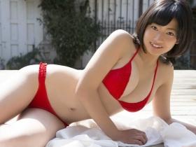 Natsuo Sawada swimsuit gravure011