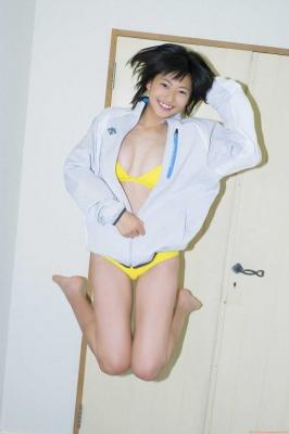 Natsuo Sawada swimsuit gravure028