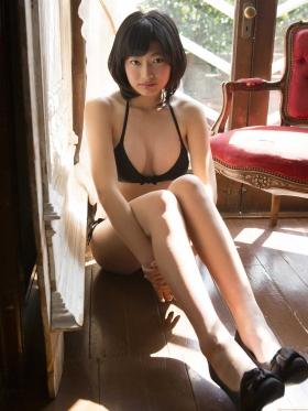 Natsuo Sawada swimsuit gravure029