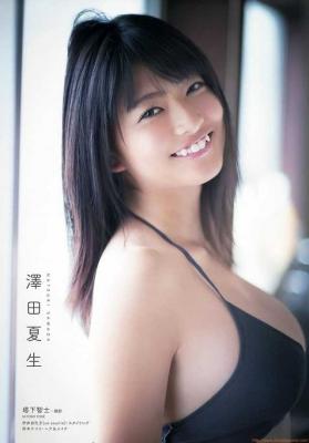 Natsuo Sawada swimsuit gravure044
