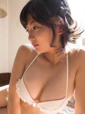 Natsuo Sawada swimsuit gravure050