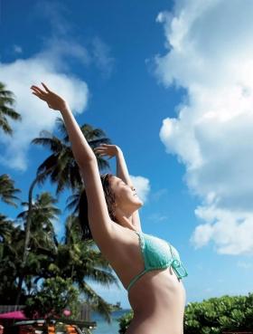 Hinako Sano Swimsuit Bikini Images015