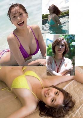 Hinako Sano Swimsuit Bikini Images023