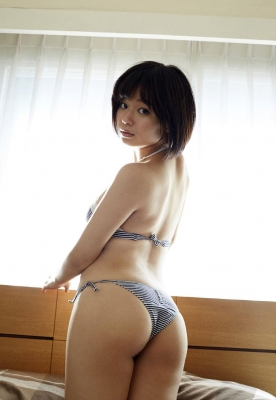 Wachi Tsukasa swimsuit gravure 027
