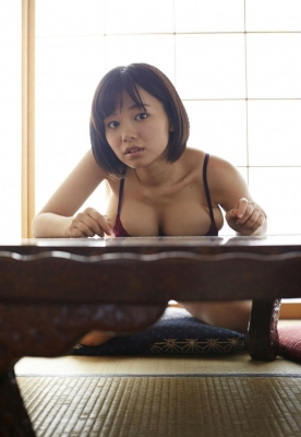 Wachi Tsukasa swimsuit gravure 033