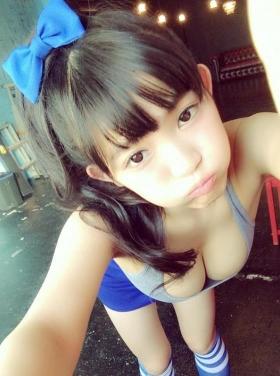 Jun Amagi Swimsuit Gravure Approaching you rapidly006