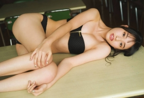 Inoko Reia Swimsuit Gravure Memories of our time together at the end of summer 2021006