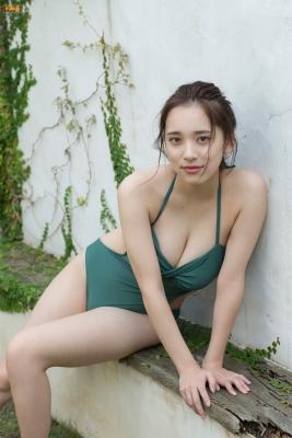 Sayaka Tomaru Swimsuit Gravure Soft Round F Cup Vol1 2021004