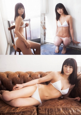 Sarara Saito First Swimsuit Gravure New Actress Debuting in 2019 2021002