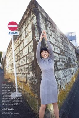 Sarara Saito First Swimsuit Gravure New Actress Debuting in 2019 2021011