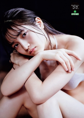 Nanako Kurosaki swimsuit gravure 17 years old holy sign 2021002
