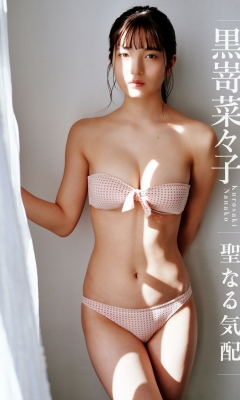 Nanako Kurosaki swimsuit gravure 17 years old holy sign 2021007