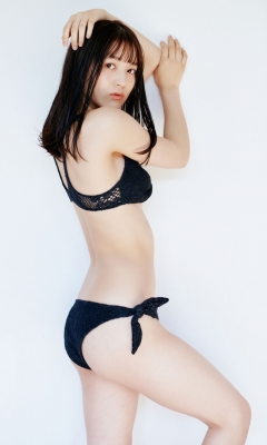 Nanako Kurosaki swimsuit gravure 17 years old holy sign 2021009