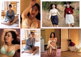 Maiko Shiori Ikemoto Swimsuit Gravure NEW Star Big Tits x2 2021002