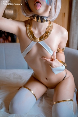 Cosplay Swimsuit Style Costume Marsh Kyrie Lite Dancer Version FGO FateGrand Order010