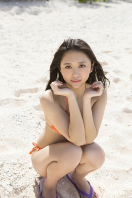 Naomi Majima Swimsuit Gravure004