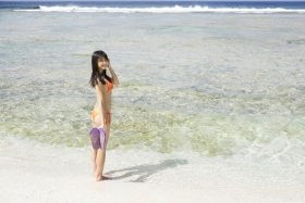 Naomi Majima Swimsuit Gravure005