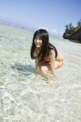 Naomi Majima Swimsuit Gravure007