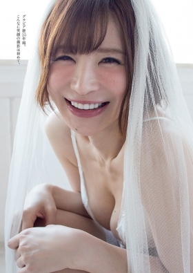 Yu Teshima swimsuit gravure The gravure road of 38 years old still continues 2021002