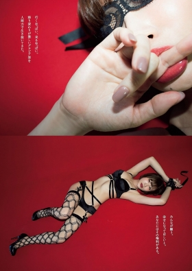 Yu Teshima swimsuit gravure The gravure road of 38 years old still continues 2021004