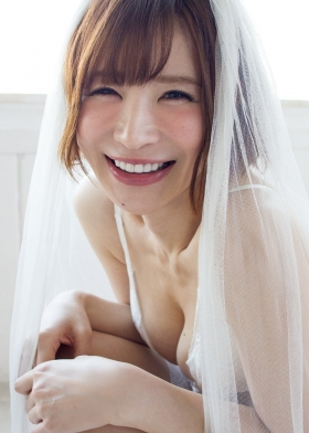 Yu Teshima swimsuit gravure The gravure road of 38 years old still continues 2021006