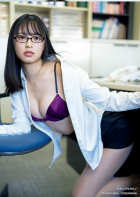 Riko Otsuki Swimsuit Gravure Transformation 2021005