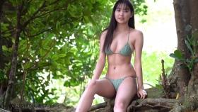 Haruna Yoshizawa Swimsuit Gravure Miss Magazine 2019 2021 o002
