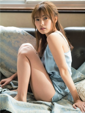 Yume Shinjo Swimsuit Gravure A Japanese heroine with a smile that charms everyone in the clear air 2021005